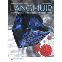 Langmuir: Volume 37, Issue 38