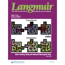 Langmuir: Volume 30, Issue 31