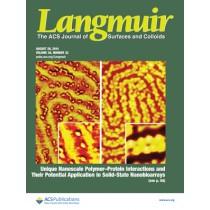 Langmuir: Volume 30, Issue 33