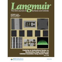Langmuir: Volume 30, Issue 36