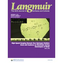 Langmuir: Volume 30, Issue 43