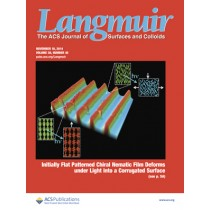 Langmuir: Volume 30, Issue 45