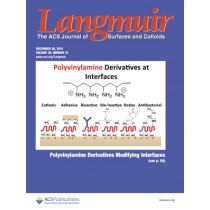 Langmuir: Volume 30, Issue 51