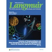 Langmuir: Volume 31, Issue 16
