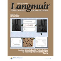 Langmuir: Volume 31, Issue 2