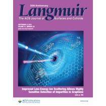 Langmuir: Volume 31, Issue 35