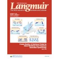 Langmuir: Volume 31, Issue 42