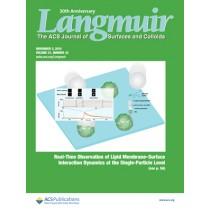 Langmuir: Volume 31, Issue 43