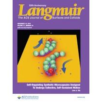 Langmuir: Volume 31, Issue 44