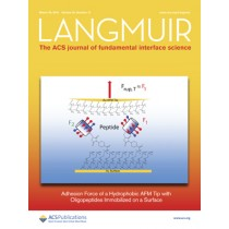 Langmuir: Volume 32, Issue 12