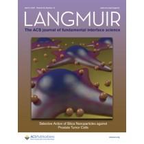 Langmuir: Volume 32, Issue 13
