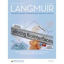Langmuir: Volume 32, Issue 14