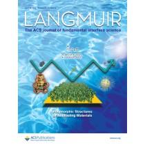 Langmuir: Volume 32, Issue 16