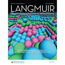 Langmuir: Volume 32, Issue 17