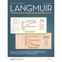 Langmuir: Volume 32, Issue 2