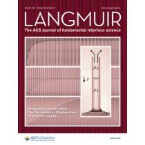 Langmuir: Volume 32, Issue 21