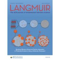 Langmuir: Volume 32, Issue 25