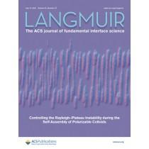 Langmuir: Volume 32, Issue 27