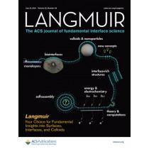 Langmuir: Volume 32, Issue 28