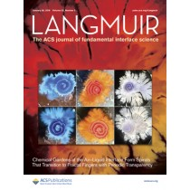 Langmuir: Volume 32, Issue 3