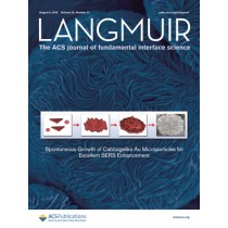 Langmuir: Volume 32, Issue 31