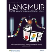Langmuir: Volume 32, Issue 32