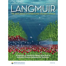 Langmuir: Volume 32, Issue 35