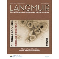 Langmuir: Volume 32, Issue 47