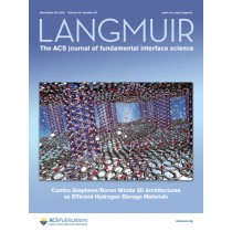 Langmuir: Volume 32, Issue 50