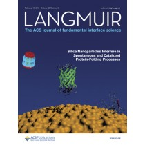 Langmuir: Volume 32, Issue 6