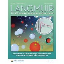 Langmuir: Volume 33, Issue 16