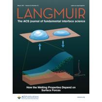 Langmuir: Volume 33, Issue 18