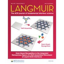 Langmuir: Volume 33, Issue 19