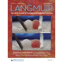 Langmuir: Volume 33, Issue 3