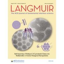 Langmuir: Volume 33, Issue 32