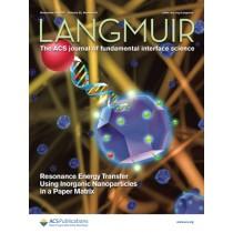 Langmuir: Volume 33, Issue 45