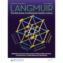 Langmuir: Volume 33, Issue 8