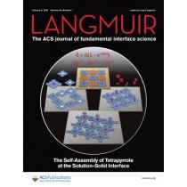 Langmuir: Volume 34, Issue 1