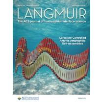 Langmuir: Volume 34, Issue 21