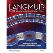 Langmuir: Volume 34, Issue 25