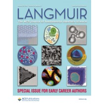 Langmuir: Volume 34, Issue 3