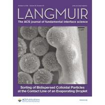 Langmuir: Volume 34, Issue 40