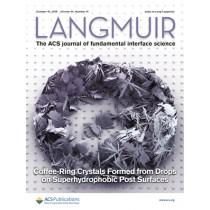 Langmuir: Volume 34, Issue 41