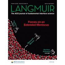Langmuir: Volume 34, Issue 43