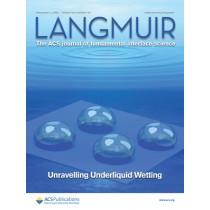 Langmuir: Volume 34, Issue 48