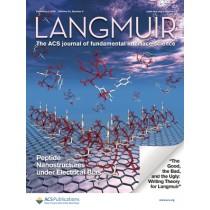 Langmuir: Volume 34, Issue 5