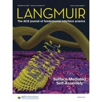 Langmuir: Volume 34, Issue 50