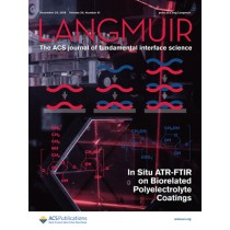 Langmuir: Volume 34, Issue 51