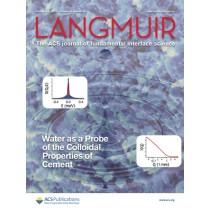 Langmuir: Volume 34, Issue 6