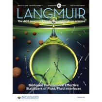 Langmuir: Volume 35, Issue 3